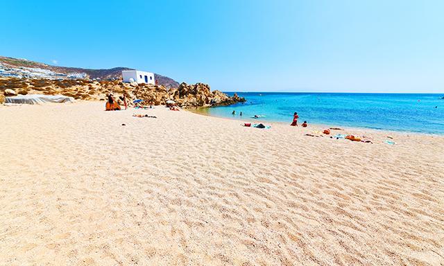Mykonos Beaches Sailaway