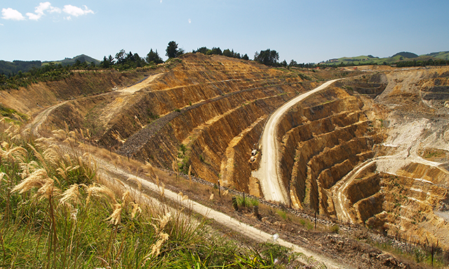 Gold Rush Encounter - Waihi Gold Mine Expedition