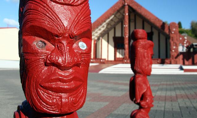 Maori Waka (War Canoe) Experience