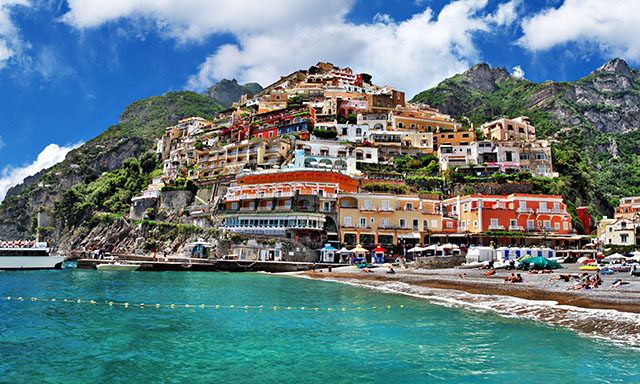 Breathtaking Landscapes of Amalfi Coast & Capri