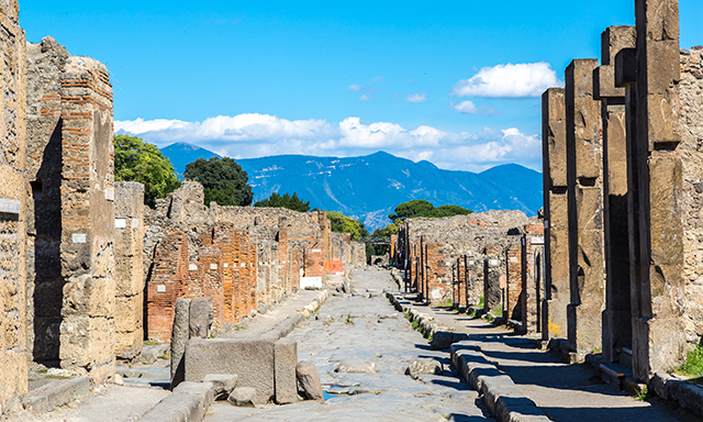 Accessible Pompeii Small Group Experience
