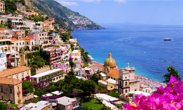 Exclusive Amalfi Coast, Positano, Sorrento & Pompeii