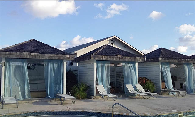 Balmoral Island VIP Cabana with Lunch (up to 2 guests)