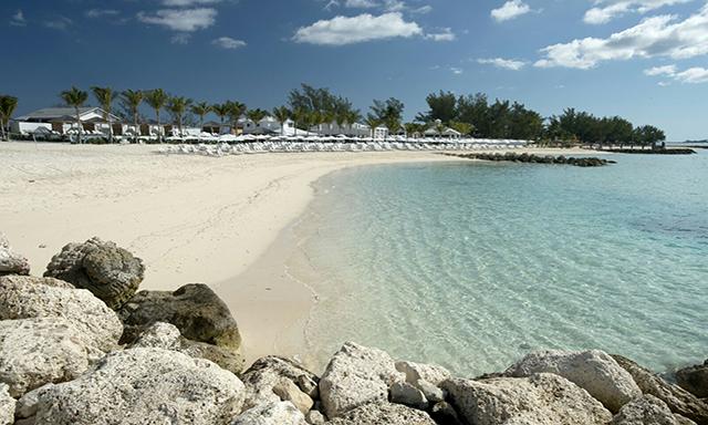 Balmoral Island Beach Break
