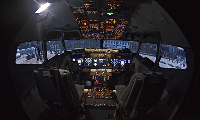 Fly A Jet Experience  Jetline Simulation Bahamas
