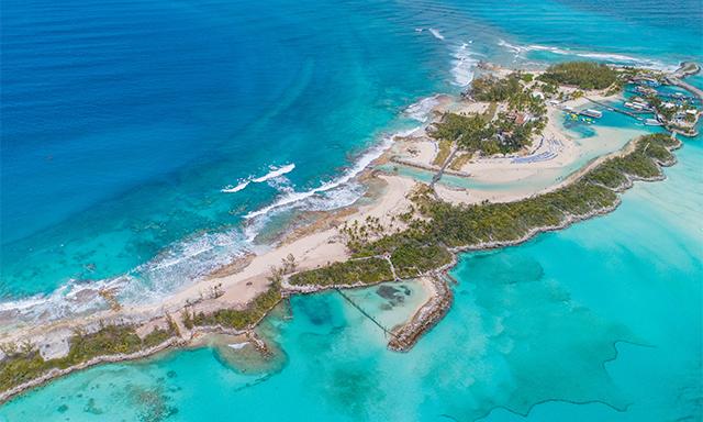 Blue Lagoon Island Deluxe Beach Break