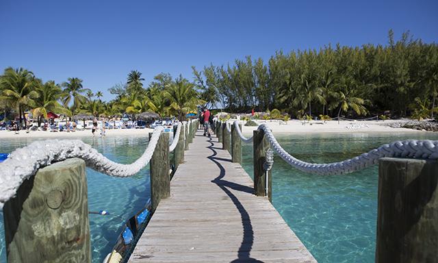 Blue Lagoon Island via Segway