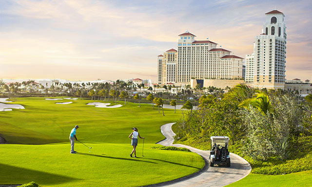 Bahamar Royal Blue Golf (18 Holes)