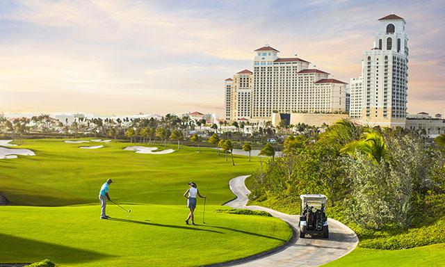 Bahamar Royal Blue Golf (9 Holes)