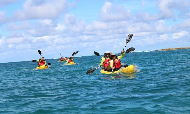 Balmoral Island Beach and Kayak Adventure