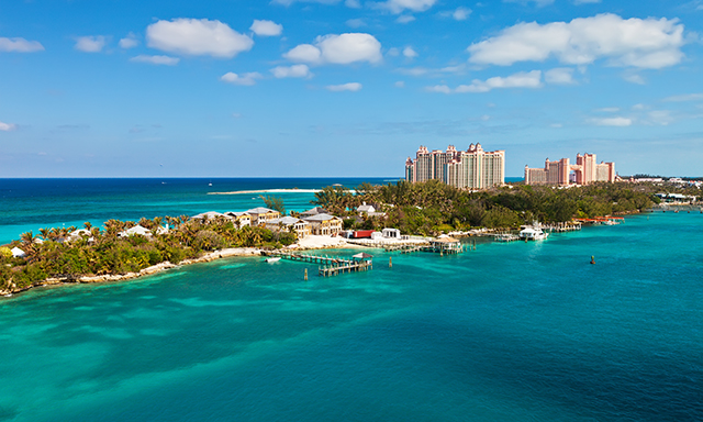 Pearl Island Harbor Cruise
