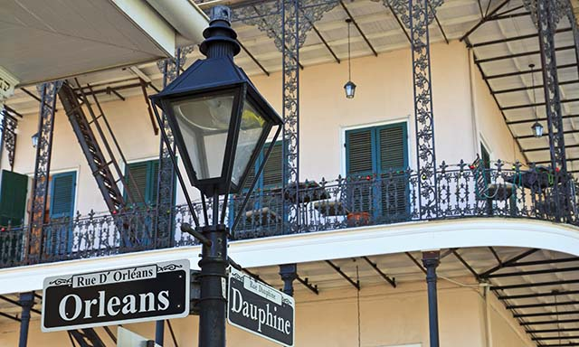 French Quarter Walking Tour