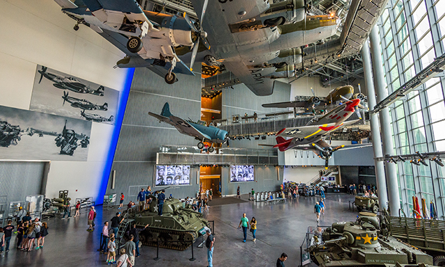 National WWII Museum With Airport Transfer