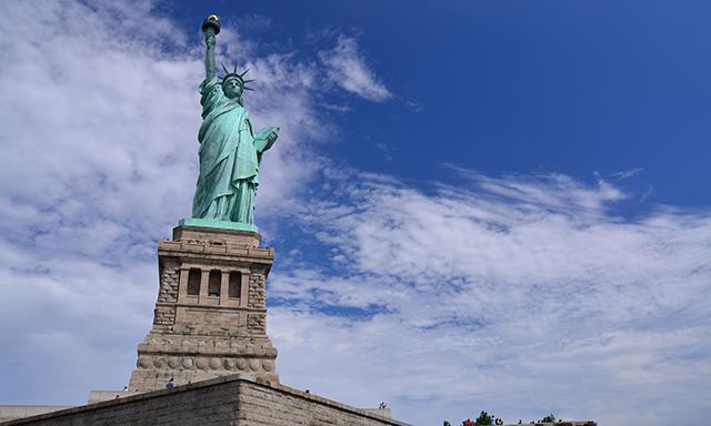 Statue of Liberty & Elllis Island