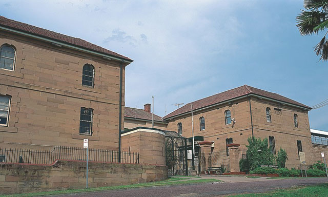 Maitland Gaol and Morpeth Town