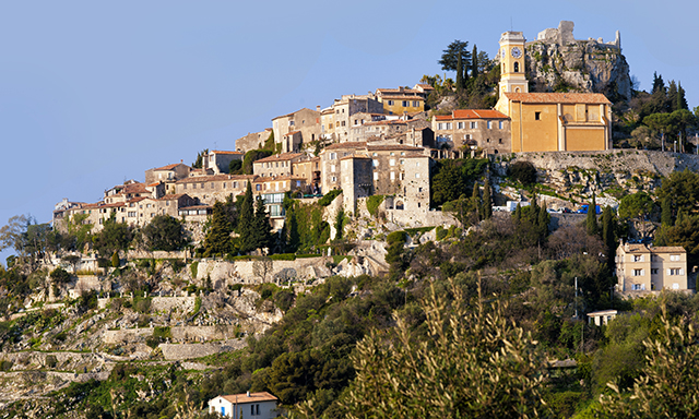 Discovering Eze and Old Monaco