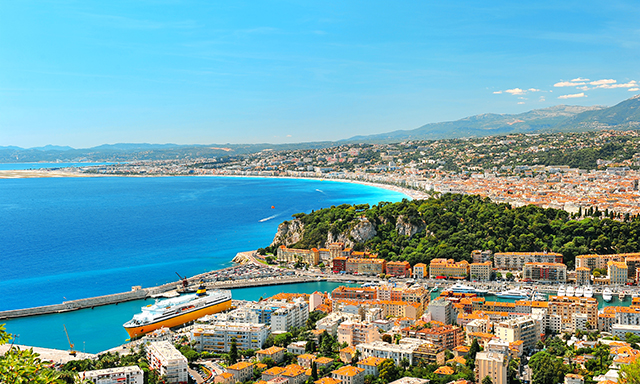 Cote D?azur Wine & Dine with Michael Bayley