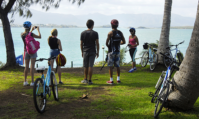 Bicycle the Bays and Beaches