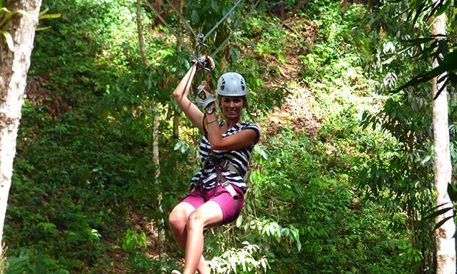 Chukka Canopy Experience