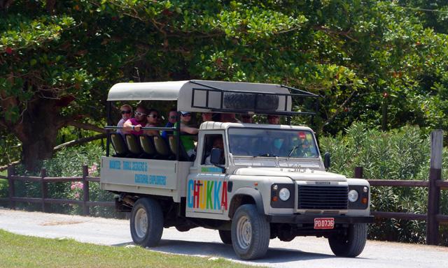 Chukka 4 x 4 Safari Adventure & Dunn's River Falls