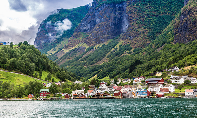 Scenic Fjord Cruise by RIB Boat
