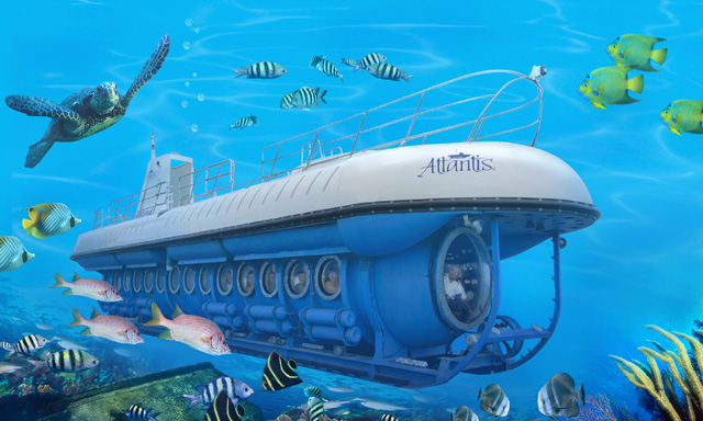 Atlantis Submarine Expedition