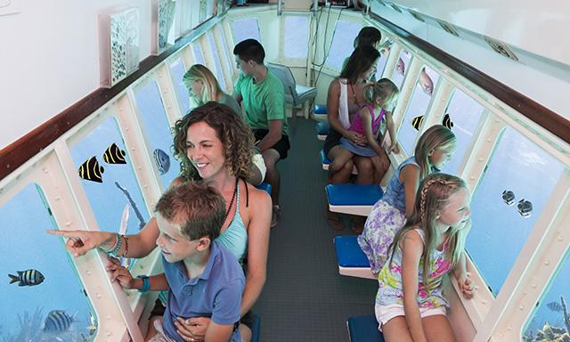 Aruba Sea & See Island Tour