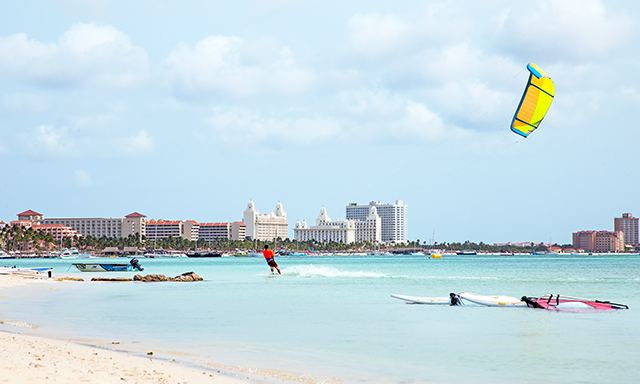 Aruba's Best Sites by Land and Sea