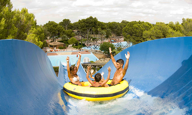 Aqualand Waterpark (Half-Day)