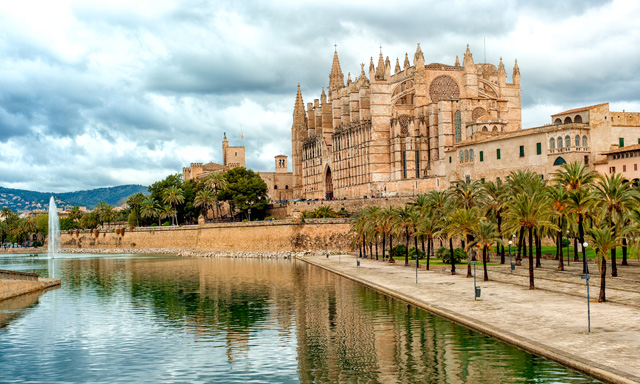 City of Palma Guided Tour