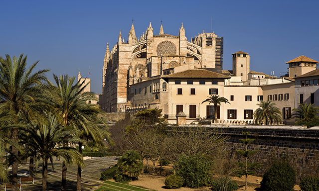 Palma City Sights