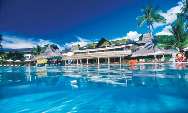 Snorkel with Lunch at Intercontinental Tahiti
