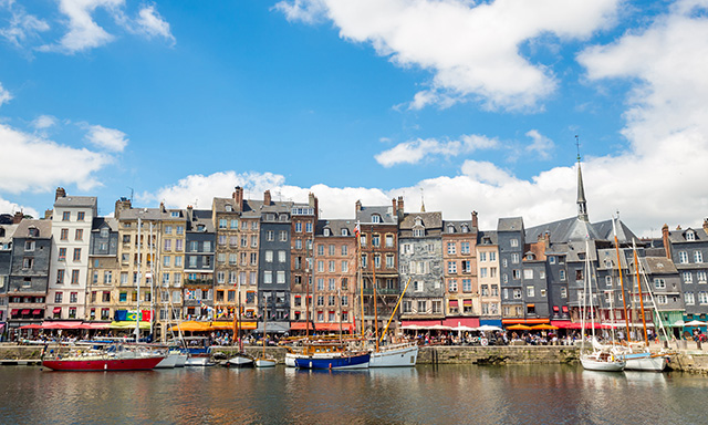 Honfleur On Your Own