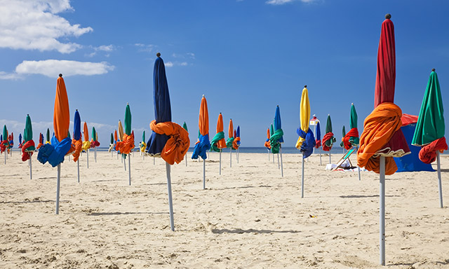 Deauville Beach Transfer