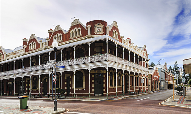 Walking Tour of Fremantle