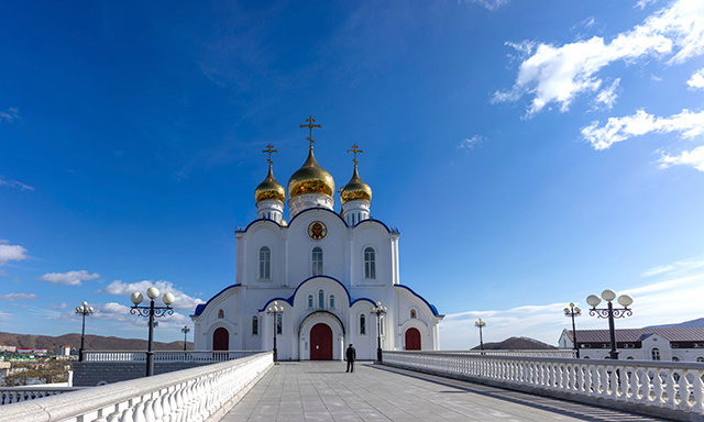 Kamchatka Highlights & Local Lore Museum