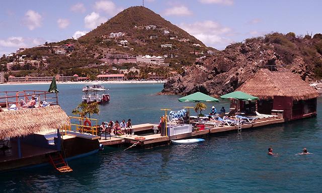 Tiki Hut Relax & Snorkel