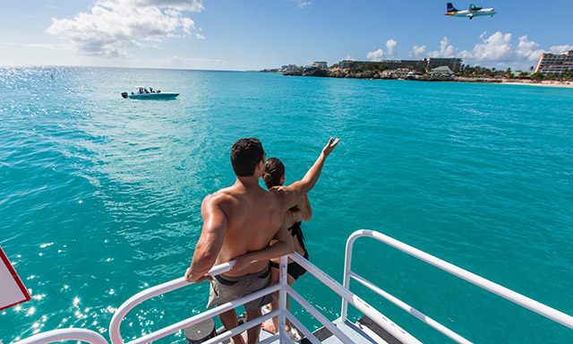 Airport Adventure & Snorkel Cruise Featuring National Geographic Snorkeler Gear