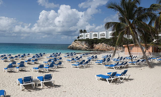 Caribbean Beach Escape with Lunch