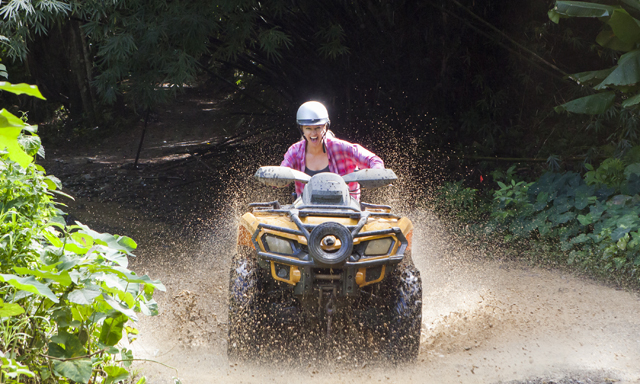 St. Maarten ATV Excursion