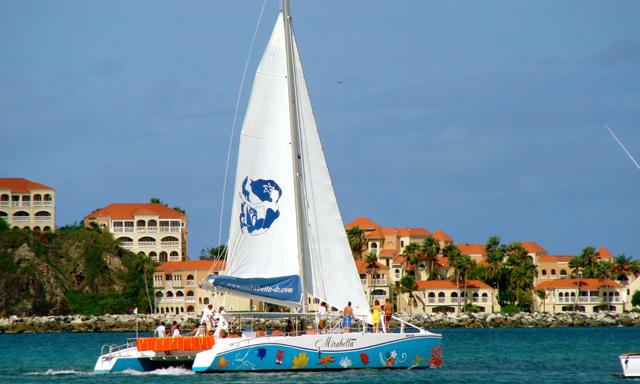 Champagne Sunset Catamaran Cruise