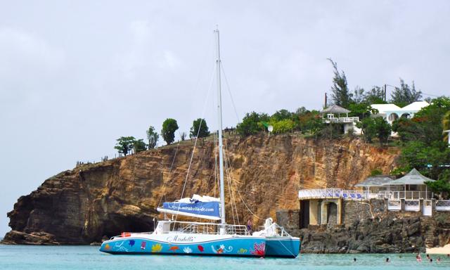 Catamaran Mirabella - Beach & Sea