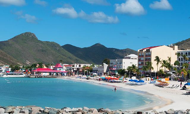 St. Maarten Island Charm