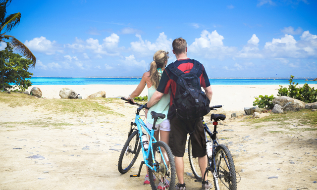 St. Maarten Mountain Bike Ride