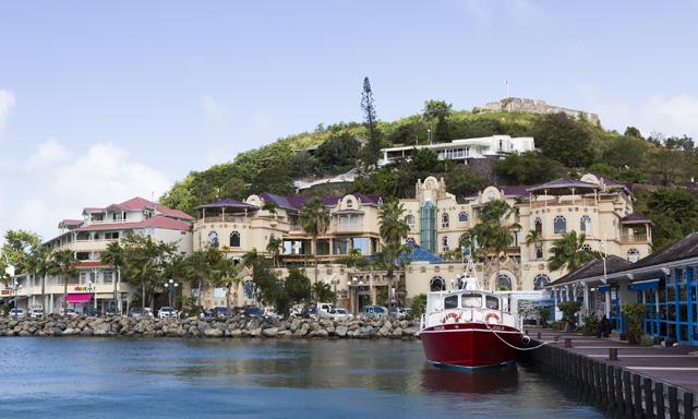St. Marten Island Tour