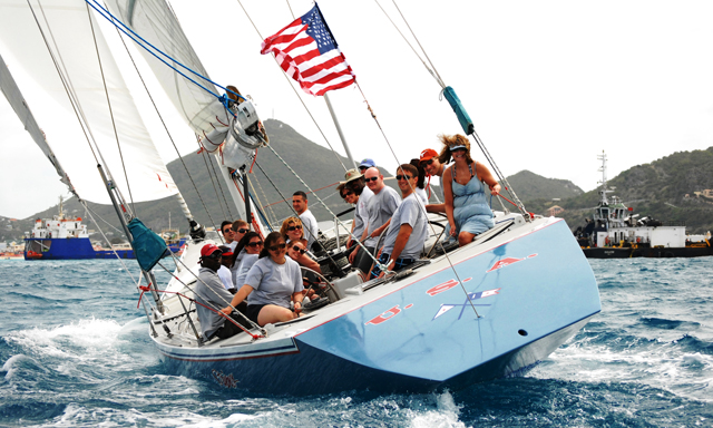 St. Maarten Yacht Race