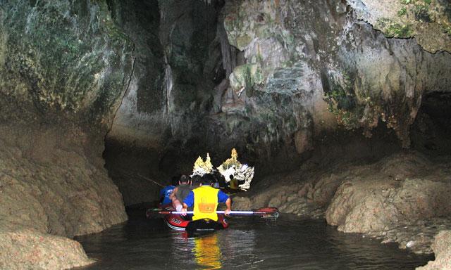 Sea Cave Canoe Adventure