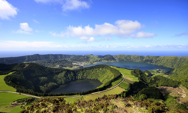 Sete Cidades Crater Lakes