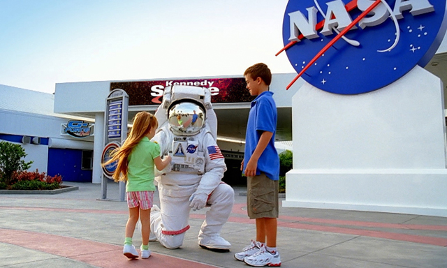 Kennedy Space Center Day Tour (afternoon arrival)