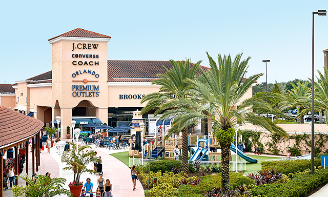 Orlando Premium Outlets & Disney Springs Shopping
